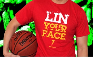 LIN YOUR FACE - Men